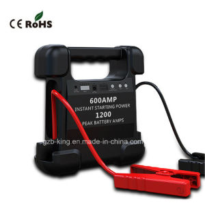 12 and 24V 30000mAh Powerful Car Portable Jump Starter pictures & photos