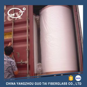 High Quality Enhanced Material Carpet Tiles Tissue Used as Substrate for The Carpet Tile. pictures & photos