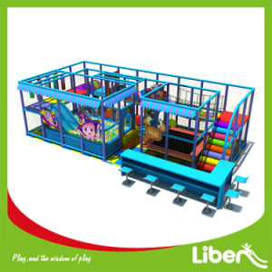 Patented Design Meet En1176 Standard Indoor Playground Facilities pictures & photos