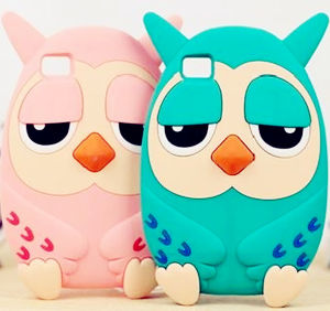 2016 Popularly 3danimal Silicone Mobile Phone Cover for iPhone6 pictures & photos