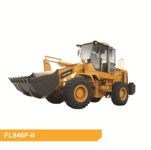 Foton Lovol 4 Ton Wheel Loader with CE & ISO9001 pictures & photos