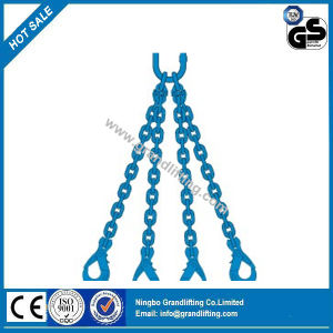 G80 G100 Lifting Chain Four Legs Chain Sling Assembly pictures & photos
