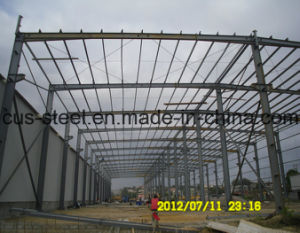 Steel Structure Workshop/Construction Design Steel Structure Warehouse pictures & photos