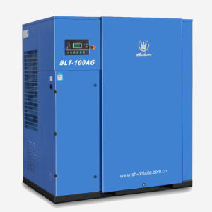 Eco-Friendly High Quality Frequency Screw Air Compressor Machine Price pictures & photos