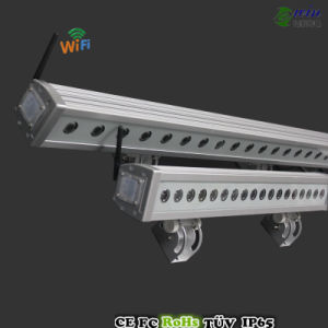 WiFi DMX512 112cm 54W LED Wall Washer with Edison LED1