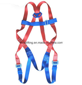 Polyester Webbing Safety Harness From China pictures & photos