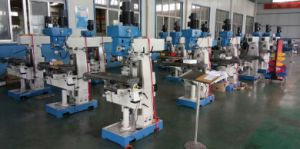 ZX7550ZW High Speed Turret Mill Machinery pictures & photos