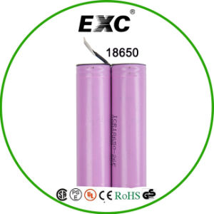 Power Supply Battery 18650 2200mAh for Industrial pictures & photos