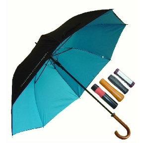 Straight Umbrella, J Shape Handle (BR-ST-152) pictures & photos