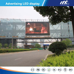 10mm Advertising Outdoor Wide Viewing Angle SMD LED Video Display pictures & photos