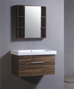MDF Bathroom Cabinet of Sanitary Wares (8856) pictures & photos