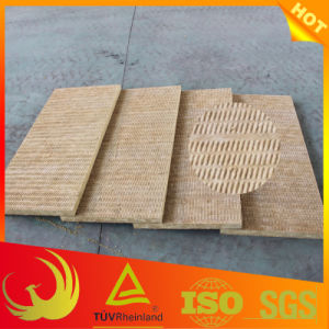 Soundproof Rock Wool Board for Wall Heat Insulation pictures & photos