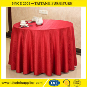 Wholesale Table Clothes Round Table Cloths Party Table Cloths pictures & photos