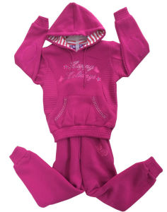 Fashion Girl Hoodies, Children Hoodies in Children Clothing (SWG-111) pictures & photos