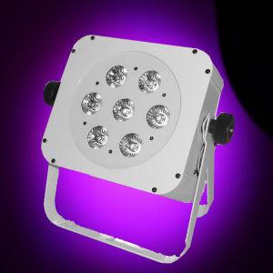 DMX512 Sound Control 7X15W Wireelss LED Stage Light