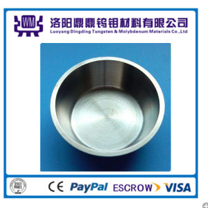 Customized 99.95% High Quality Molybdenum Crucible for Sapphire Growing Furnace pictures & photos