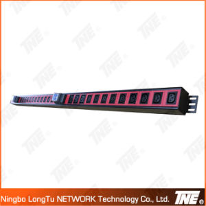 Vertical Installation Ice PDU for Network Cabinet pictures & photos