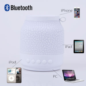 Fashion Crack Pattern Bluetooth Wireless Mini Portable Speaker pictures & photos