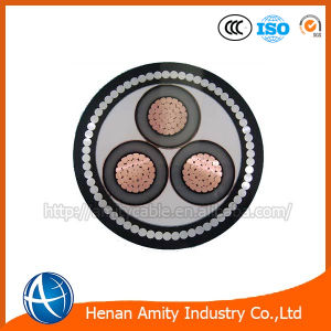 XLPE/ PVC Insulated Steel Wire Armoured Power Cable