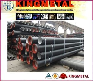 Class K8 K7 K9 Ductile Cast Iron Pipe pictures & photos