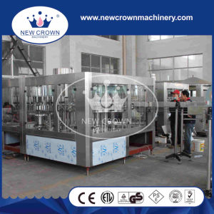 15000bph 330ml-1.5L Plastic Bottles Mineral Water Filling Machine pictures & photos