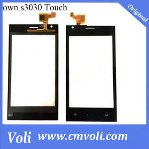 Mobile Phone Touch Screen Digitizer for Own S3030 pictures & photos