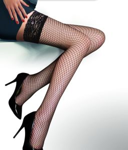 Sexy Mesh Long Stocking 8402-G pictures & photos