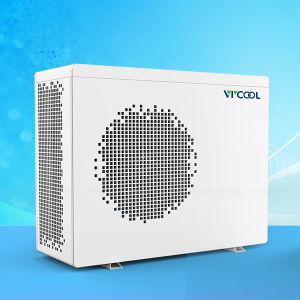 R410A DC Inverter Air to Water Swimming Pool Heat Pump Water Heater pictures & photos