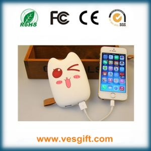 Chinchillas Design Gift Dual USB Mobile Power Bank for Phone pictures & photos