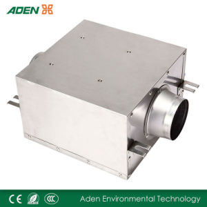 Stainless Steel Casing Centrifugal Building Duct Fans, Silent Type Tunnel Ventilation Fan (DPT10JS-12A)