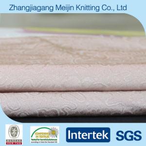 Warp Knitting Nylon Spandex Jacquard Fabric for Lingerie and Fashion (MJ5007)