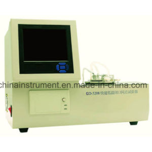 Rapid Low Temperature Closed Cup Flash Point Tester pictures & photos