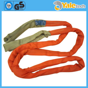 Round Sling, Webbing Sling Sf7: 1, CE and TUV Certification pictures & photos