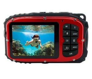 Manual Full HD 1080P Waterproof Diving Action Camera pictures & photos