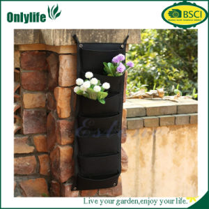 Onlylife Felt Vertical Garden Living Wall Planter pictures & photos