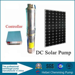 24V DC Pump Popular Submersible Solar Powered Irrigation Water Pump pictures & photos