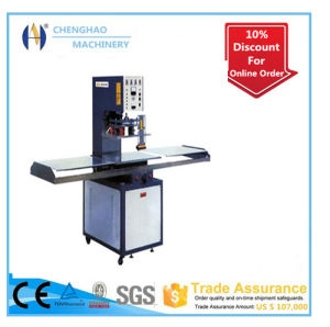 Selling Car Cushion High Frequency Embossing Machine, Ce Certification