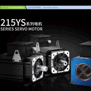 Permanent Magnet Servo Motor for Plastic Injection Machine pictures & photos