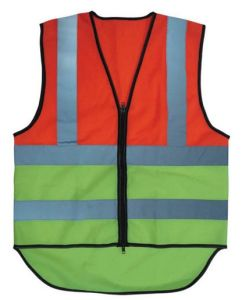 Safety Vest, Hivi, High Reflective Tape, Contrast Color pictures & photos