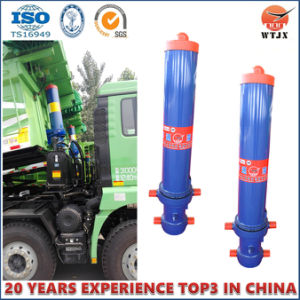 Leading Manufacturer of Telescopic Hydraulic Cylinder for Dump Truck pictures & photos
