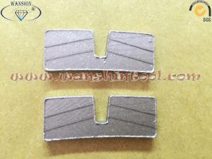 Bluestone Cutting Diamond Segment with V Notch pictures & photos