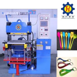 Automatic Plate Silicone Rubber Vulcanizing Machine for Rubber Products pictures & photos