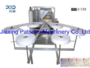 Hi-Speed Alcohol Prep Pad Packaging Machine pictures & photos