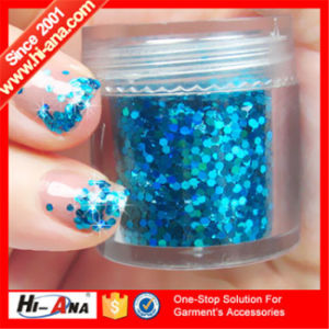 One Stop Solution for Hot Selling Polyester Glitter Powder pictures & photos