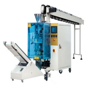 Bucket Chain Semi-Automatic Vertical Packing Machine (HFT-3824B)