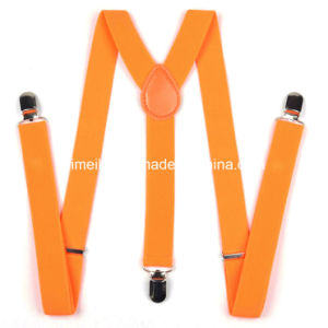 Wholesale Unisex Fashion Elastic Braces Suspender pictures & photos