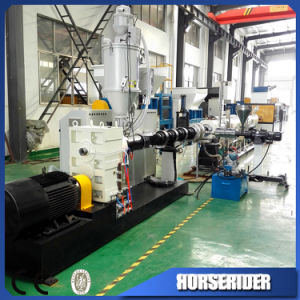 Hot Sale PE Pipe Extruder Making Machine pictures & photos