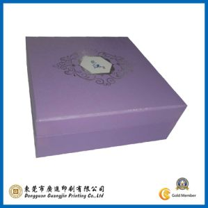 Paper Box for Moon Cake Packaging pictures & photos