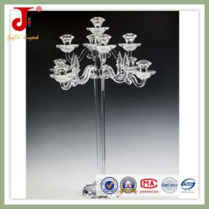 Seven Arms Crystal Candelabrum (JD-CC-002) pictures & photos