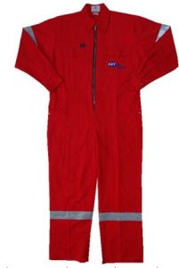 Long Sleeve Coverall with Reflective Tape 004 pictures & photos